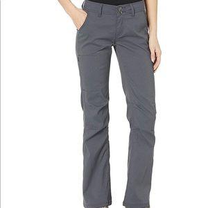 NWT PrAna Halle Hiking Pants Gray size 4